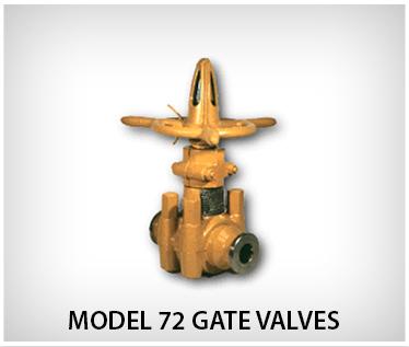 Oteco Model 72 Gate Valve