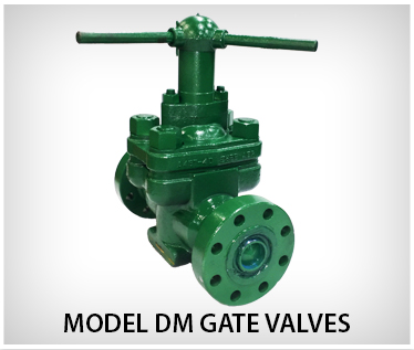 Oteco Model DM Gate Valve